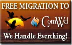 With our free migration service, this process is streamlined by our expert migration administrators!